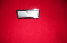 Plafoniera (luce abitacolo) posteriore per Flaminia berlina
