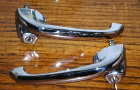 Door handles for Fulvia coupè