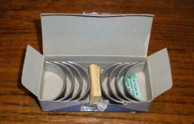 Bronzine biella minorazione 1mm. per Appia 2-3 serie