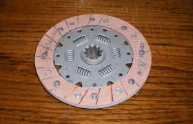 Frizione per Fulvia 1,2-1,3 prima serie