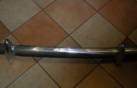 Paraurti posteriore per Aurelia B20 1°serie