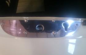 Copertura serratura cofano anteriore Aurelia B20
