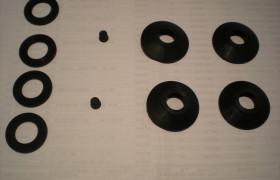 Guarnizioni freni posteriori Dunlop per Fulvia-Flavia-Flaminia