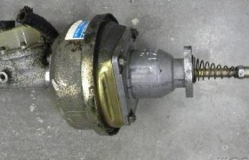 Brake booster + master cilinder for Fulvia S2