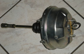 Vacuum brake booster for Fulvia S2