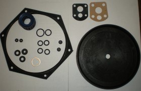 Flavia brake booster overhauling kit