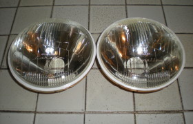 Carello headlamps for Appia S3 - Flaminia