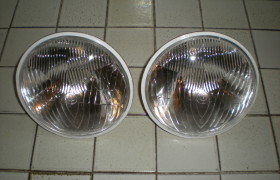 Carello headlamps Appia S2 - Aurelia - Flaminia