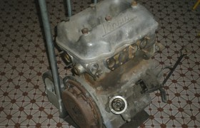 Motore Lancia Fulvia Coupè 2° serie