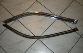 modanature Fulvia Sport Zagato vetri posteriori