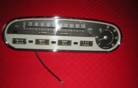 Strumentazione Lancia Flavia 1800 coupè,convertibile,sport