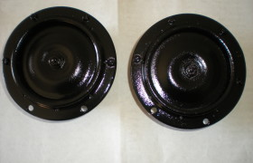 Avvisatore acustico Lancia Appia 1° serie