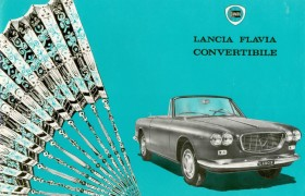 Flavia convertibile Vignale