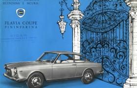 Flavia coupè Pininfarina