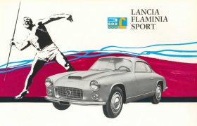 Flaminia Sport Zagato (1959-66)