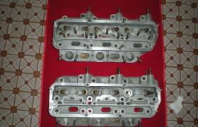 Testate per Lancia Flaminia berlina 2500 tipo 813