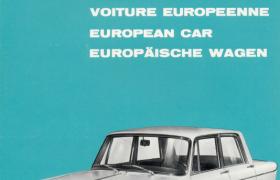 Fulvia berlina 1 - 2 serie (1964-72)