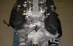 Restauro motore Flaminia 3C 2500