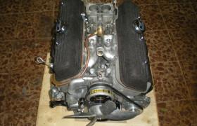 Restauro motore B24 convertibile