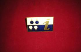 Badge Lancia Flavia iniezione