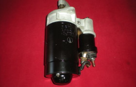 Motorino avviamento Lancia Fulvia coupè 2^ serie
