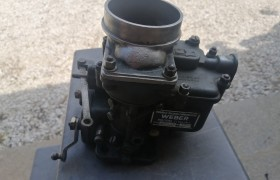 Carburatore Weber 40DCZ5 Lancia Aurelia
